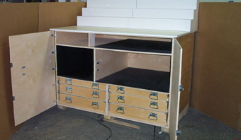 Trade Show Cabinet