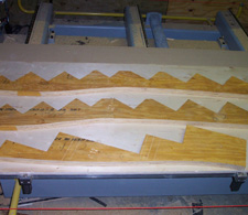 Stair Stringers and Treads